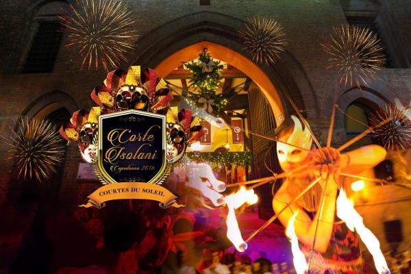 Capodanno Bologna Corte Du Soleil