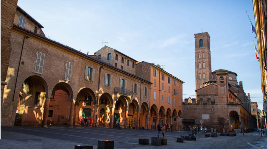 Cenone di Capodanno Bologna