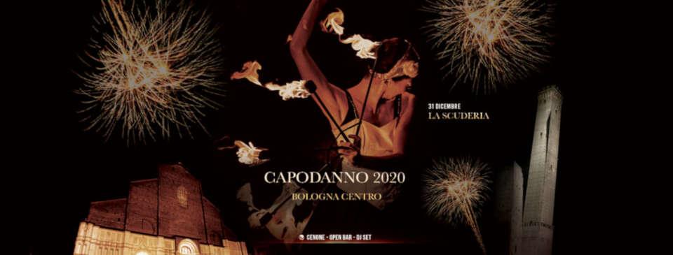 Capodanno Bologna Festa Discoteca