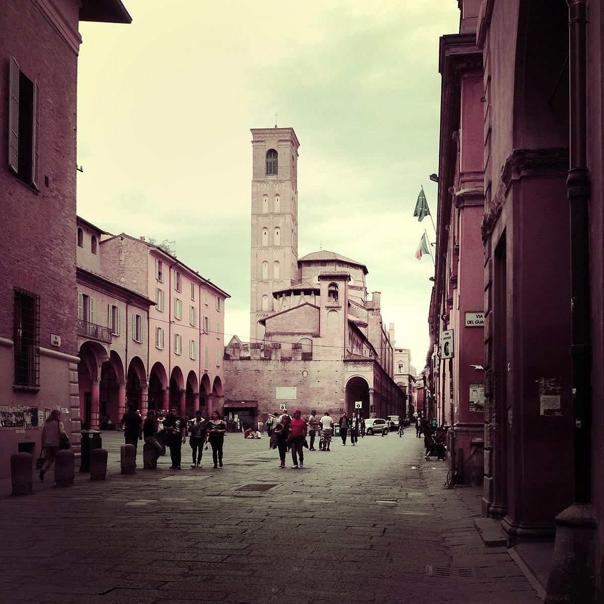 Piazza capodanno a bologna